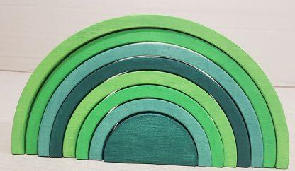Green stacker